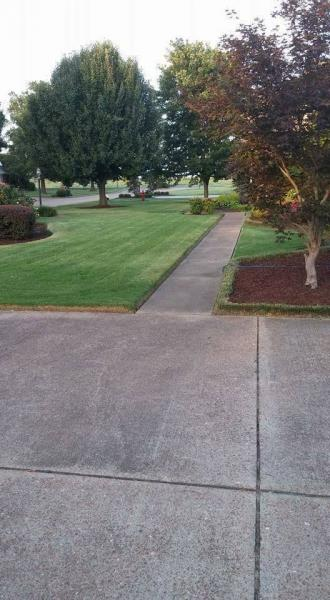 Leave it to Wierzba Lawn Care and Property Maintenance, LLC to mow your lawn with ease!
